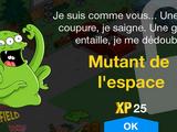 Mutant de l'espace