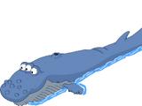 Baleine à trois yeux