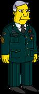 Sergent Skinner Menu