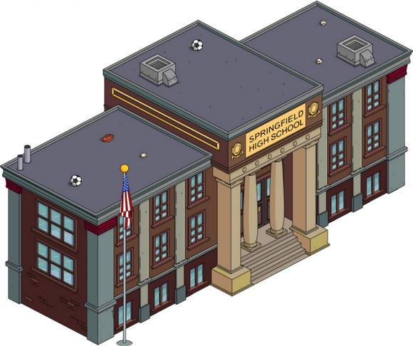 Collège de Springfield