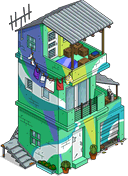 Maison colorée (6)