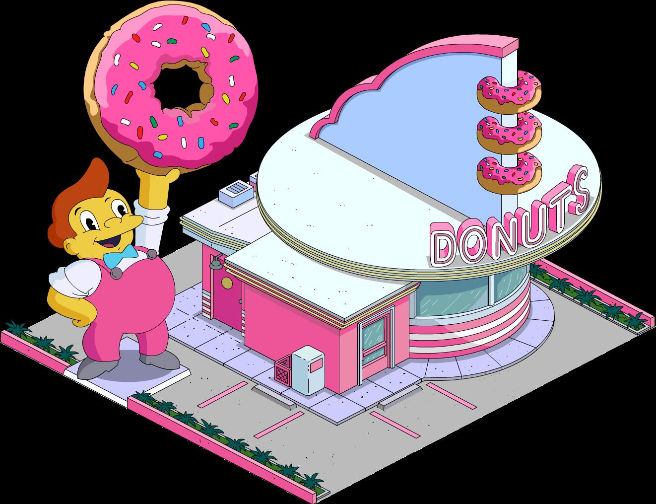 Dodu Donut rétro