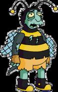Homme-Zombie