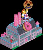 Fabrique de donuts Dodu Donut