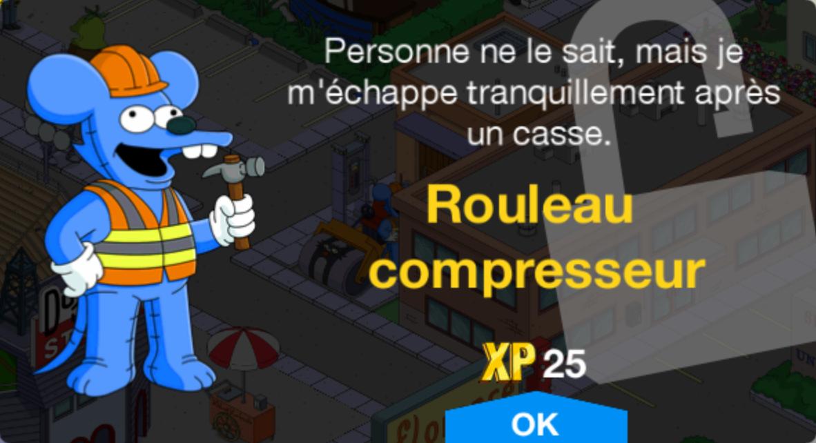 Rouleau compresseur