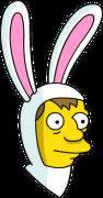 Bises Bunny Icon