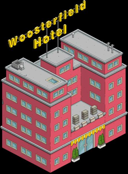 Hôtel Woosterfield