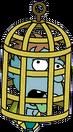 Zombie Fou Icon