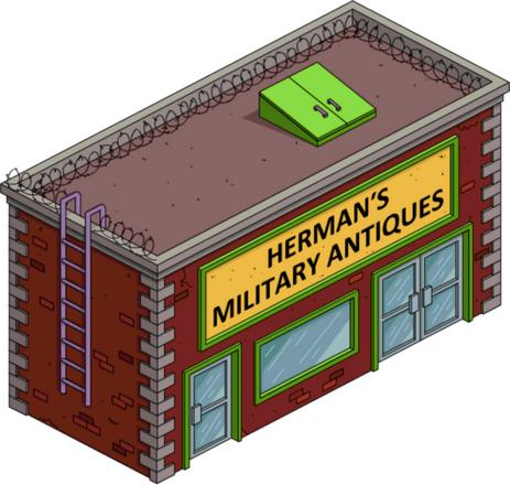 Antiquités d'Herman