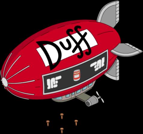 Dirigeable Duff