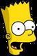 Bart bébé Content
