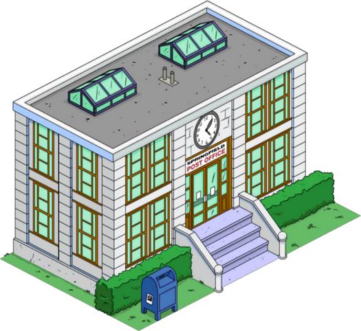 Bureau de poste de Springfield