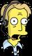 Commentateur Dave Surpris