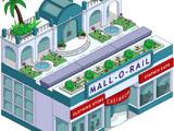Station Mall-O-Rail