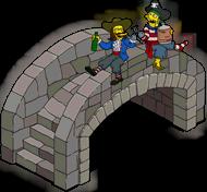 Automate du pont