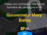 Gouverneur Mary Bailey