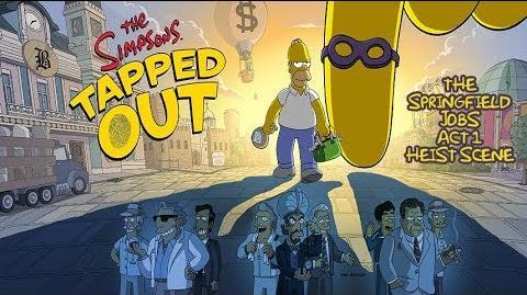 Les Simpson Springfield