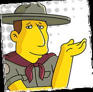 SQ Le chef scout
