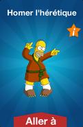 Boutique Homer l'hérétique