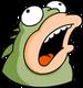 Homer Monstre-poisson