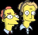 Commentateurs de Baston de robots Icon