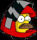 Flanders le Skieur Triste
