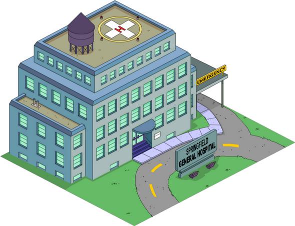Hôpital de Springfield