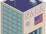 Événement d'Homer dans l'espace 2016