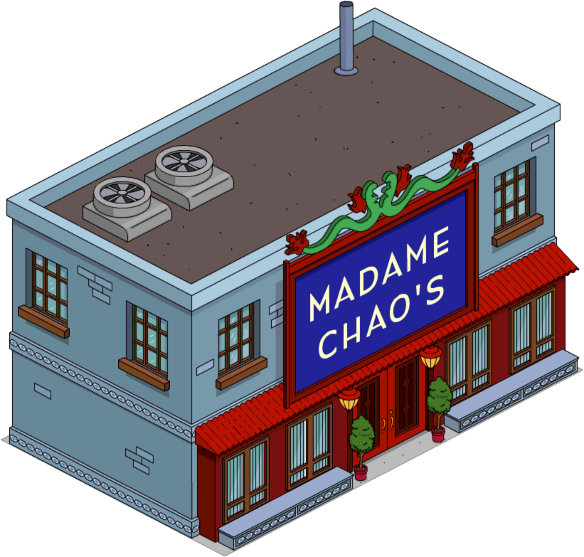 Madame Chao