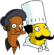 Apu et Luigi Icon