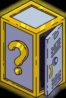 Boîte mystère de vestiaire