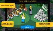 Guide Homer le baron de la bière
