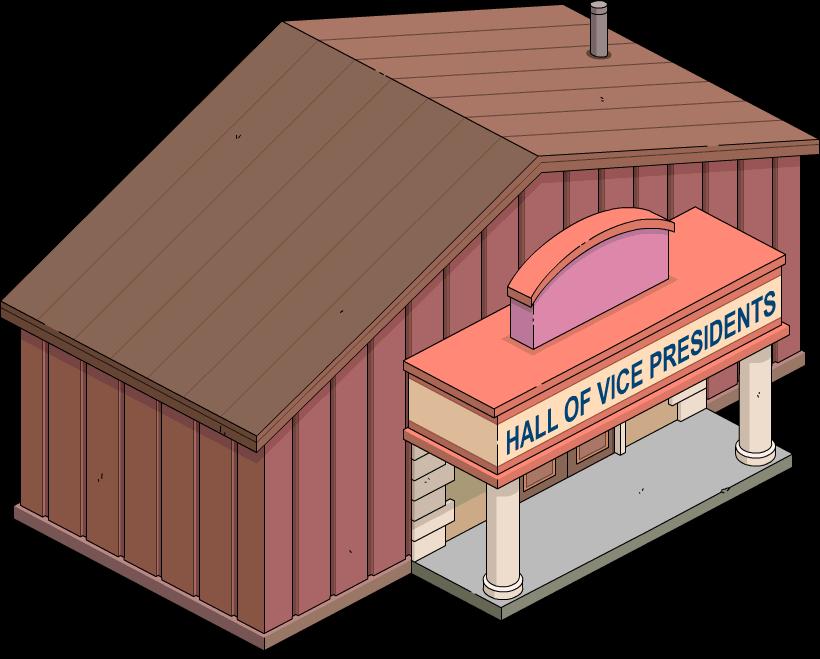 Salle des vice-présidents