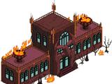 École hantée