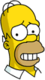 Homer Coupable