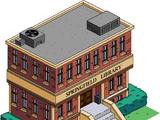 Bibliothèque de Springfield