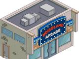 Salle d'arcade Noise Land