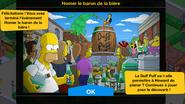 Guide Fin Homer le baron de la bière