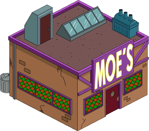 Taverne de Moe