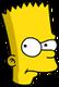 Bart Pensif