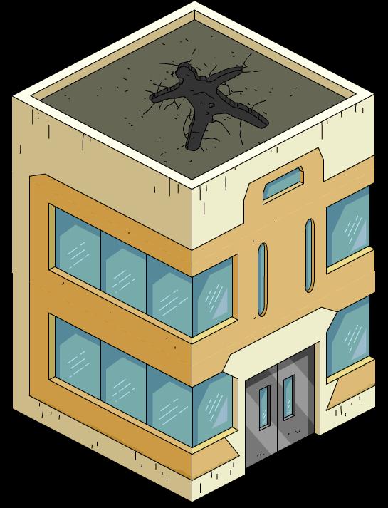 Bureaux Zenith City