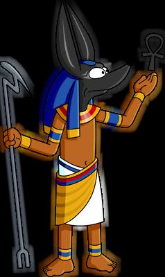 Garde pharaonique