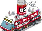 Bus de fête Duff