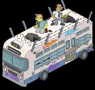 Bus des grosses brutes