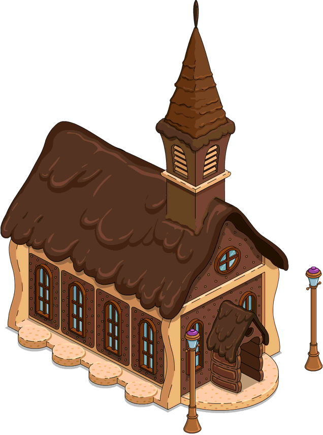 Chapelle Chocolat