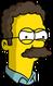 Ted Flanders Ennuyé