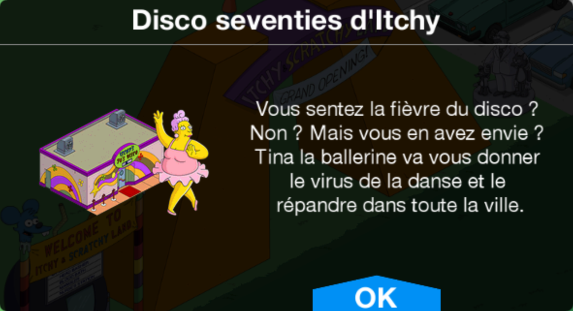 Tina la ballerine