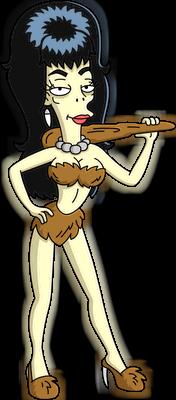 Doudounella Femme des cavernes