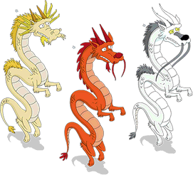 Pack Dragons