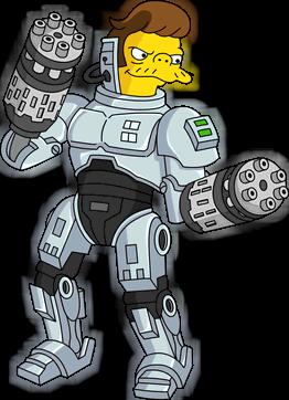 Serpent Cyborg